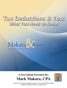 Tax Deductions and You - What You Need to Know